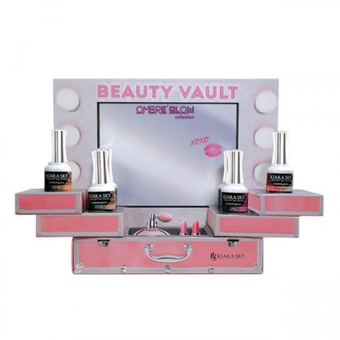 ombre beauty vault