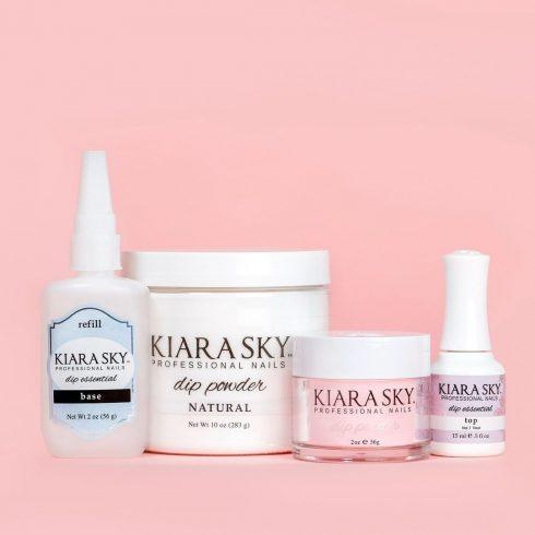 Kiara Sky Dip Powder Basisprodukter